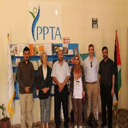 A visit of ICRC for PPTA